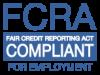 FCRA Compliant Logo